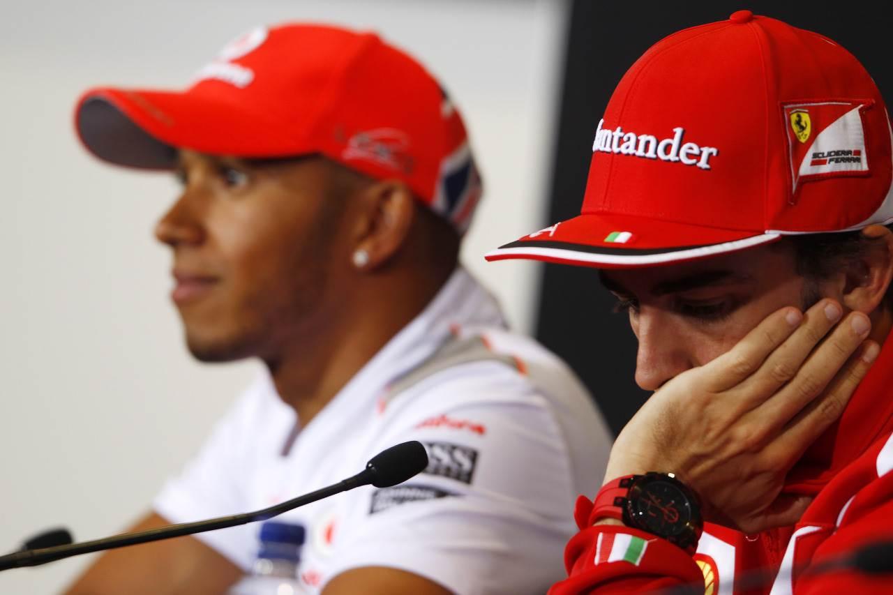Hamilton: Overcoming Alonso very hard