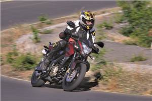 Bajaj Pulsar 200NS review, test ride