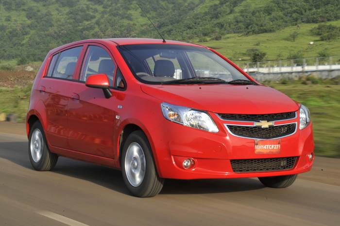 Chevrolet Sail U-VA review, test drive and video