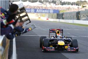 Vettel dominates Suzuka GP
