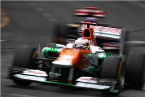 2012 podium still goal for Force India