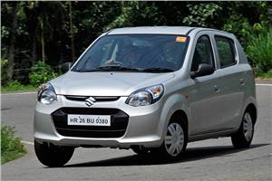 Maruti Alto 800 test drive, review and video