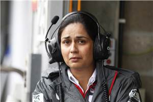 Kaltenborn is new Sauber team boss