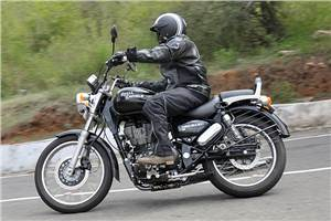 Royal Enfield Thunderbird 500 first ride, review and video