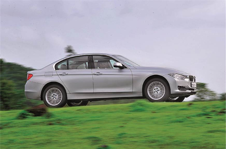 The 320d is the sportiest of the lot and, save for some f...