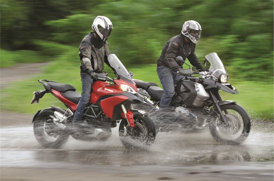 'The Multistrada is the bike to own if speed is your thin...