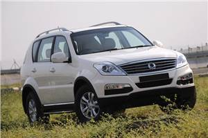 Mahindra SsangYong Rexton review, test drive and video