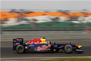 Indian GP race schedule announced
