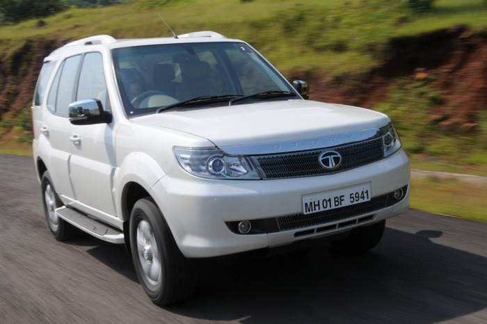 Tata Safari Storme review, test drive and video