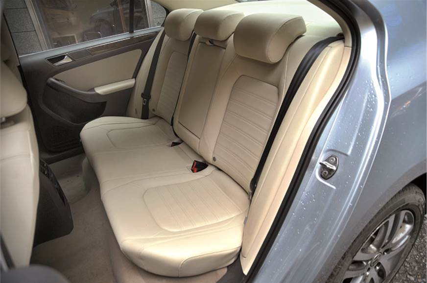 Rear seats are the best in class. Perfect seats and lots ...