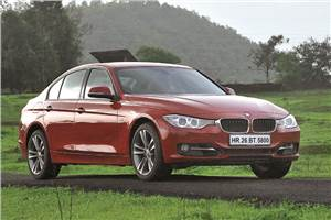 New BMW 3-series review, test drive
