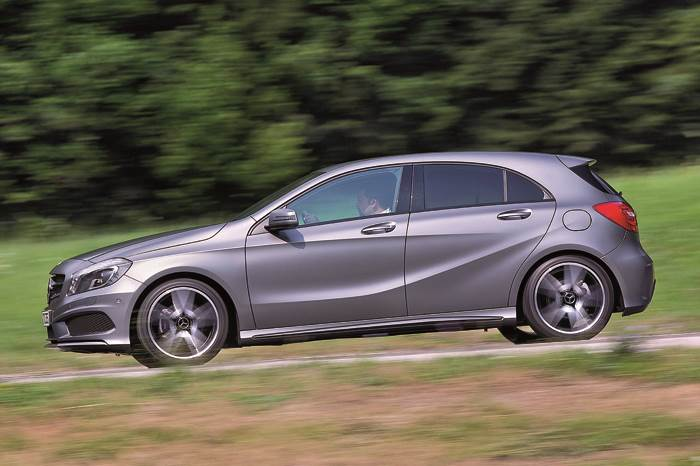 2012 Mercedes A-Class review, test drive