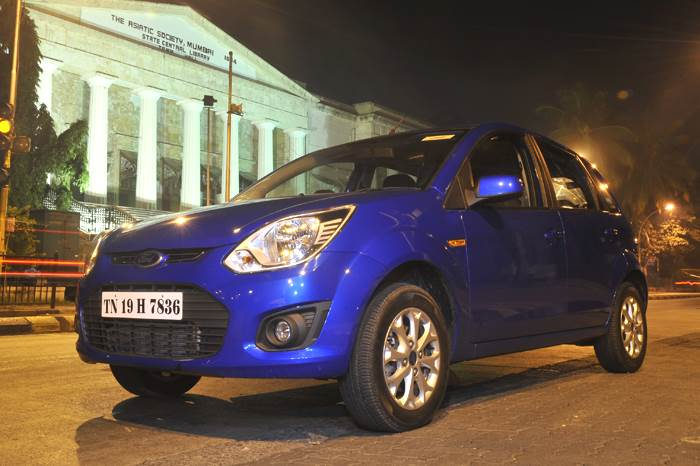 Ford Figo facelift review, test drive and video