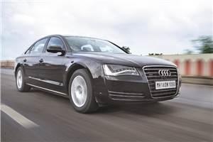 Audi A8L 4.2 TDI review, test drive