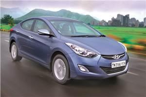 Hyundai Elantra review, test drive