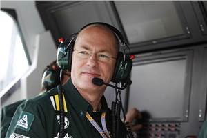 Renault engine/KERS not the root of Caterham woes: Smith