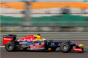 Indian GP: Vettel fastest in first practice