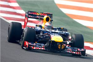 Indian GP: Vettel stays on top in second practice