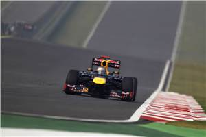 Indian GP: Vettel quickest again in final practice