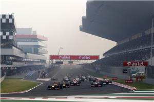 Indian GP: Vettel takes pole-to-flag victory