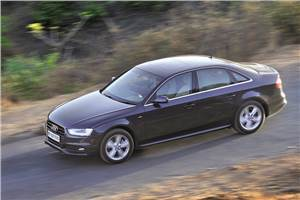 Audi A4 2.0 TDI review, test drive