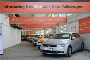 Volkswagen brings pre-owned car business to India