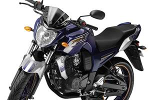 Yamaha's FZ, Fazer refreshed