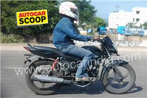 SCOOP! New Mahindra bike is Pantero