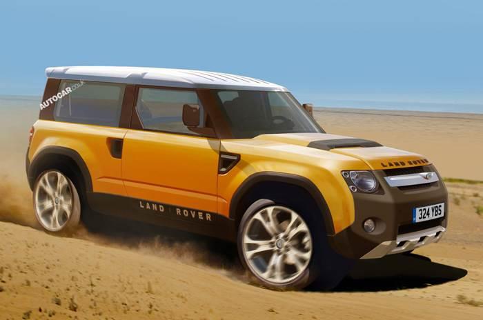 Autocar New Defender >> Autocar UK SCOOP! 16 new Land Rovers revealed - Autocar India