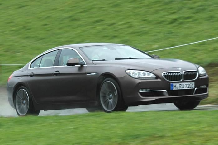 2012 BMW 640d Gran Coupé review, test drive