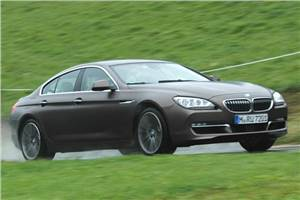 2012 BMW 640d Gran Coupé review, test drive