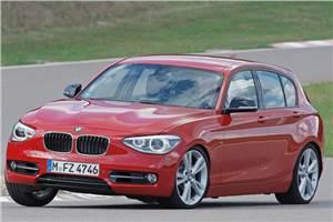 BMW 1-series coming next year