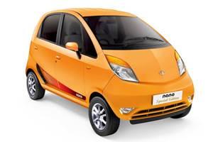 Tata Nano special edition launched