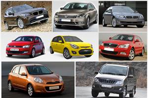 Carmakers dish out discounts galore