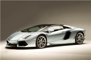 Lamborghini Aventador Roadster revealed