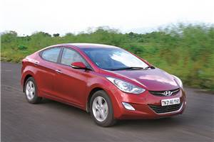Hyundai Elantra CRDi AT review, test drive