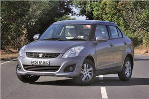 Maruti Swift Dzire review, test drive