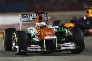 Force India set for 2013 investment boost
