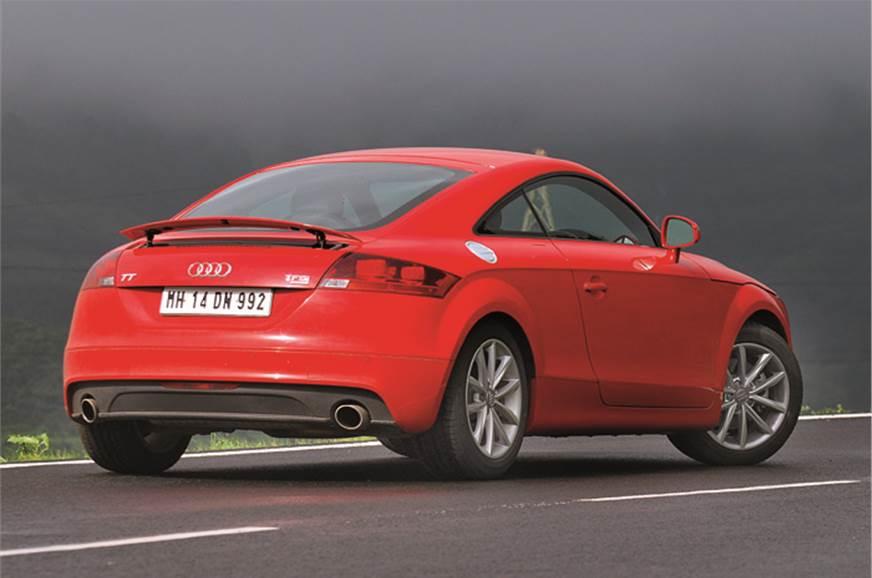Audi TT 2.0 TFSI review, test drive - Autocar India