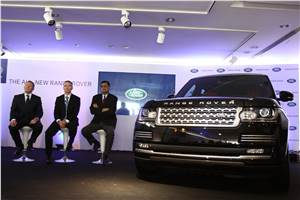 New Range Rover launched