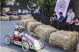 Red Bull soapbox race Mumbai