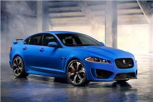 Jaguar XFR-S unveiled