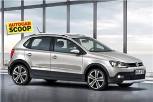 SCOOP! Volkswagen CrossPolo coming to India