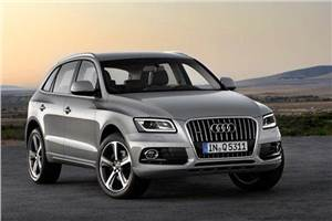 Updated Audi Q5 coming in January