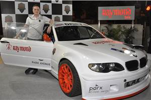 Gautam Singhania unveils India's first drift car