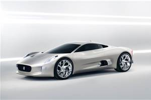Jaguar axes C-X75 supercar