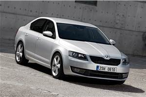 New Skoda Octavia revealed