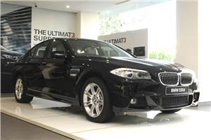 BMW introduces new 530d M sport trim