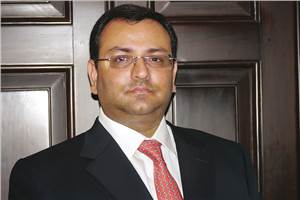 Cyrus Mistry is the new Tata chairman