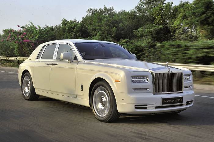Rolls-Royce Phantom Series II review, test drive
